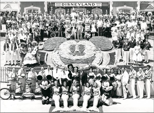 Today in history… dismal launch for Disneyland