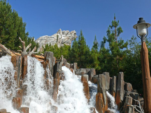 Grizzly Peak Falls.
