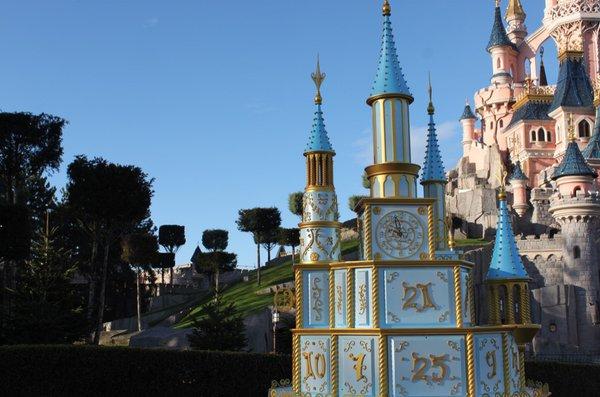 Memorable Christmas at Disneyland Paris