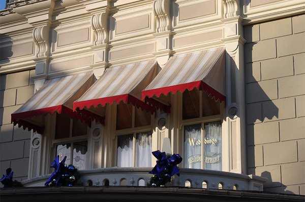 Stars above Main Street USA - Designing Disney