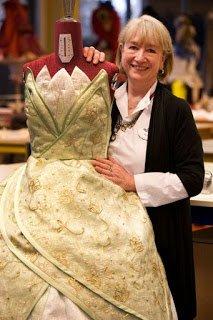 Creating Disney Magic The Costume Department Designing Disney